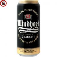 Windhoek Draught can